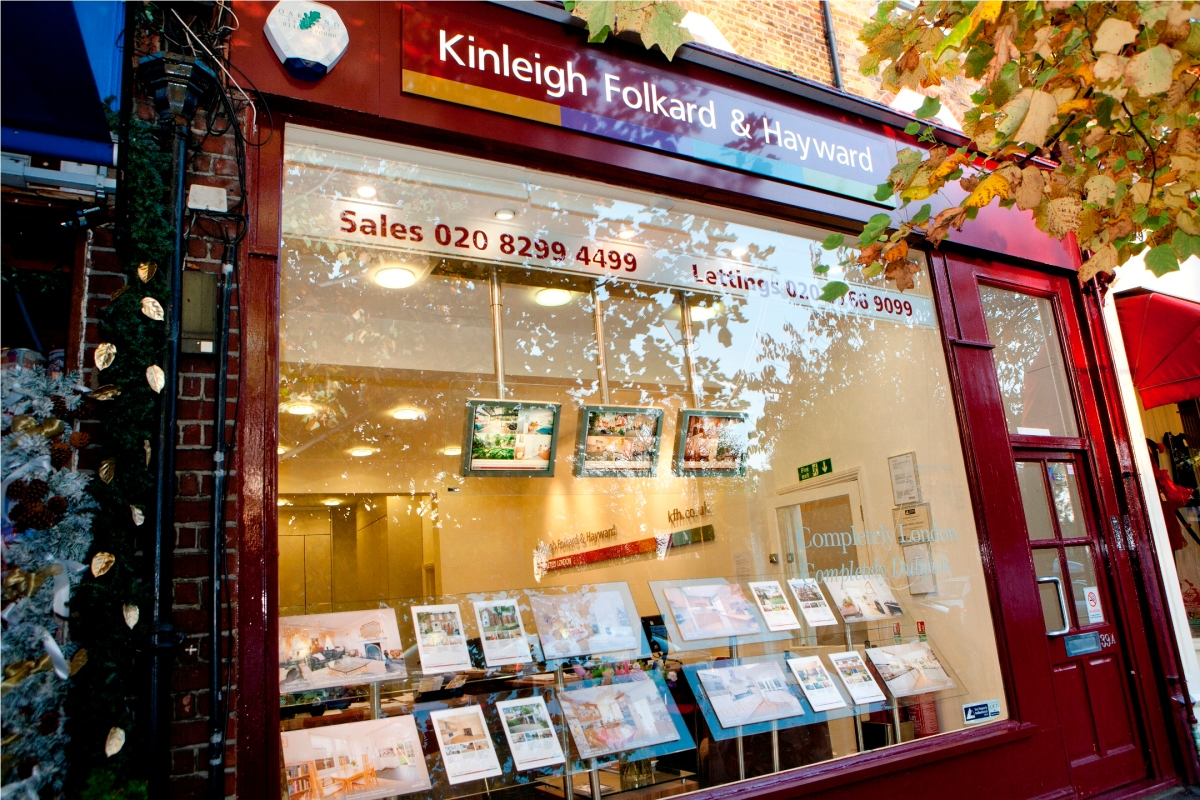 Anthony Shoring at KFH discusses the local property market in Dulwich Village