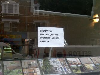 BurnetWare Estate Agents open for business 14 August 2013