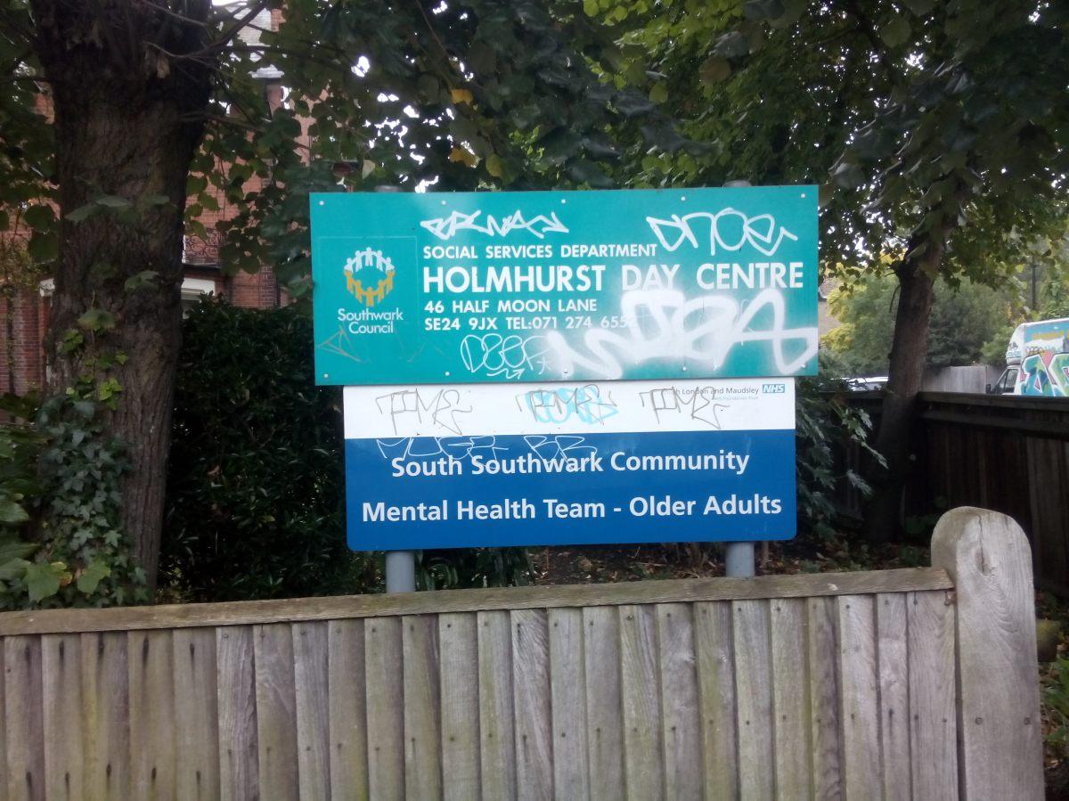 Former Holmhurst  (46 Half MoonLane)