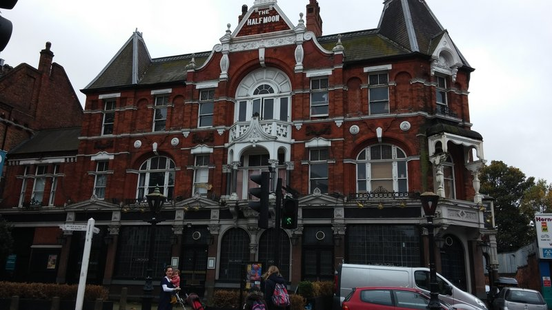 The future of the Half Moon pub – in the balance?