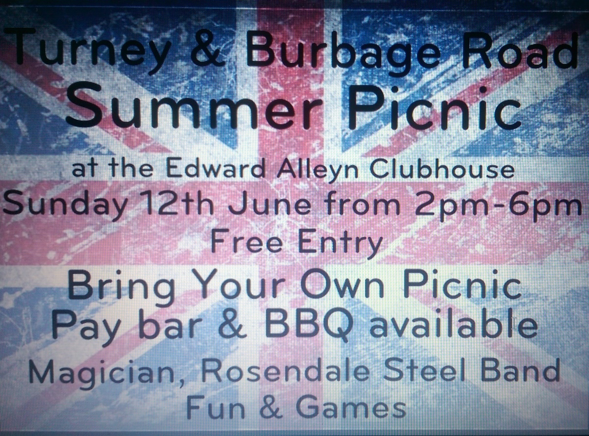 The Turney Burbage Summer Picnic 2016