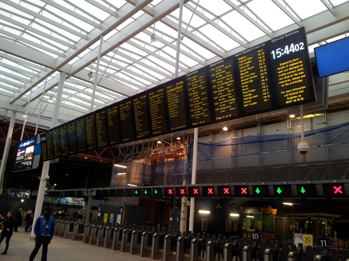 Government finally intervenes on Southern Railfailures