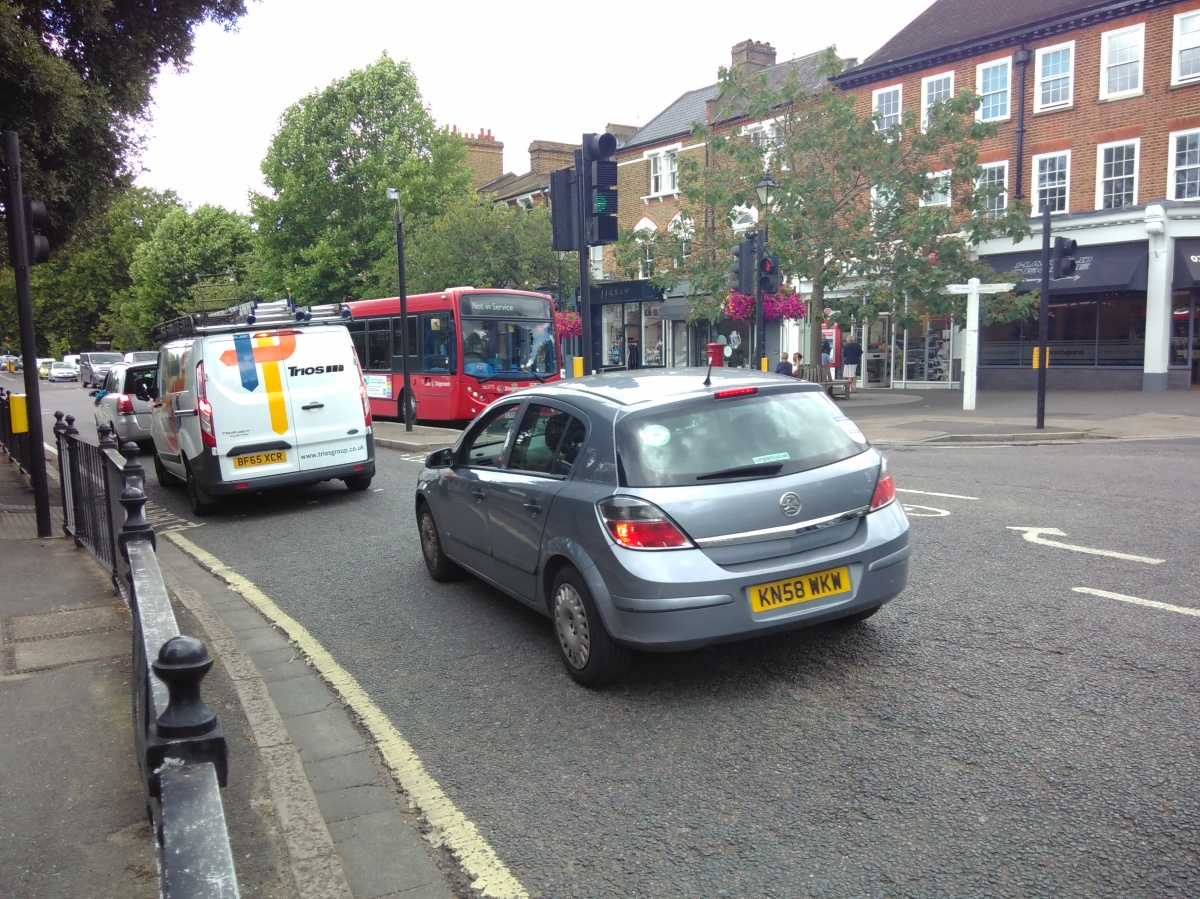 Quietway – delayed??
