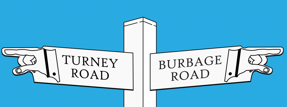 Turney and Burbage Roads